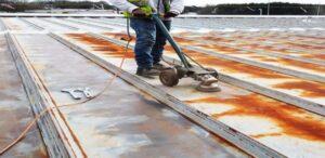 houston r-panel roof repair